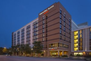 SpringHill Suites in Downtown Louisville