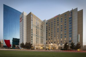 SpringHill Suites in Downtown Indianapolis