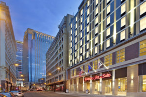 Hampton Inn & Suites in Downtown Minneapolis