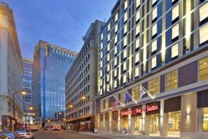 Hampton Inn & Suites in Downtown Minneapolis